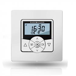 Rademacher DuoFern HomeTimer 9498, ultraweiss - Funk-Zeitschaltuhr, 5 Jahre Garantie