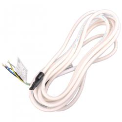 Rademacher Rademacher Anschlusskabel steckbar für RolloTube Rohrmotoren, Länge 5 Meter, PVC weiß, 5 Jahre Garantie