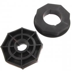 Rademacher Adapterset SW 125 für Achtkant Ø 125 mm ; für Rademacher Rohrmotoren RolloTube Basis Large, 5 Jahre Garantie