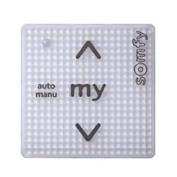 Somfy Smoove Uno IB+ Pure Shine, Motoreinzelsteuergerät für Gruppensteuerung IB+