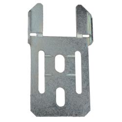 Somfy Halteplatte für Schwingmetallplatte