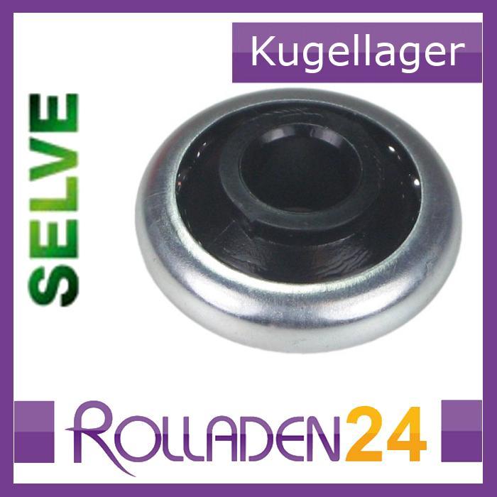 maxi kugellager rolladen 40mm bohrung 10 12 15 17mm rolladenlager rollladen ebay. Black Bedroom Furniture Sets. Home Design Ideas